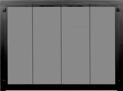 portland fireplace doors. NEWPORT GLASS Portland Willamette  West End Brick N Fire